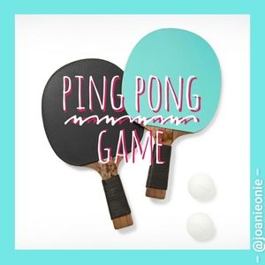 🎉 How were ur wknd sales? 🏓 Ping Pong Offer GAME